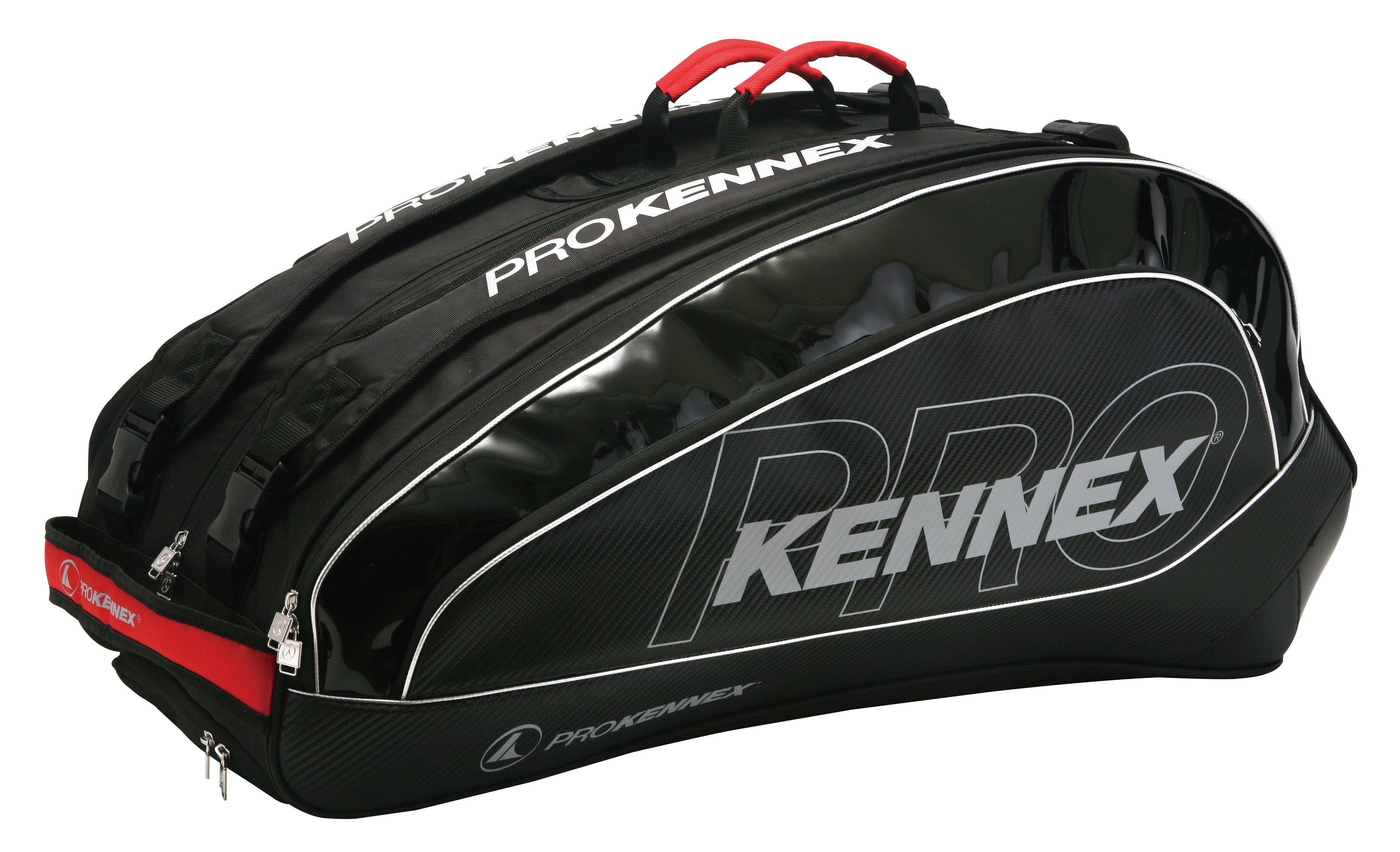 98511d2e95c097 Pro Kennex Triple Bag – Black   Lawler Sports