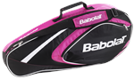 Babolat Club Line Pink 3 Pack Bag