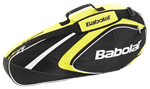Babolat Club Line Yellow 3 Pack Bag
