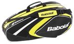 Babolat Club Line Yellow 6 Pack Bag