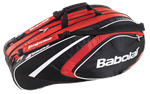 Babolat Club Line Red 12 Pack Bag