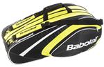 Babolat Club Line Yellow 12 Pack Bag