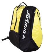 Dunlop Disruptor Backpack - Black/Yellow