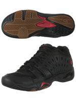 "Ektelon T-22 (Mid) Shoes - Black/Red ""Limited Sizes"""