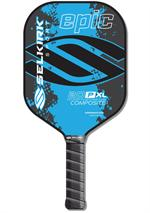 Selkirk 20P Epic Polymer Honeycomb Core Composite Pickleball Paddle XL - Cyan Blue