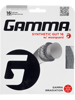 Gamma Synthetic w/Wearguard String