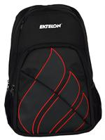 Ektelon Team Backpack - Black/Red