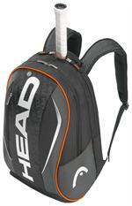 Head Tour Team Black Backpack