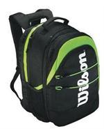 "Wilson BLX Backpack 13' - Black/Lime ""Limited"""