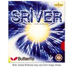 Butterfly Rubber: Sriver