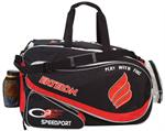 Ektelon 03 SP Club Bag - Black/Red/White