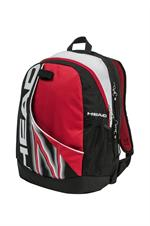 Head Club Backpack - Black/Red
