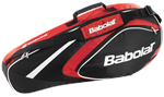 Babolat Club Line Red 3 Pack Bag