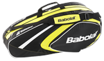 Babolat Club Line Yellow 6 Pack Bag
