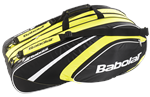Babolat Club Line Yellow 12 Pack Bag