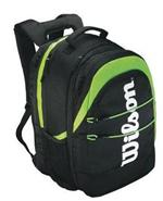 "Wilson BLX Backpack 13' - Black/Lime ""Limited"""