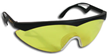 Rad Turbo Eyewear - Black w/Amber Lens