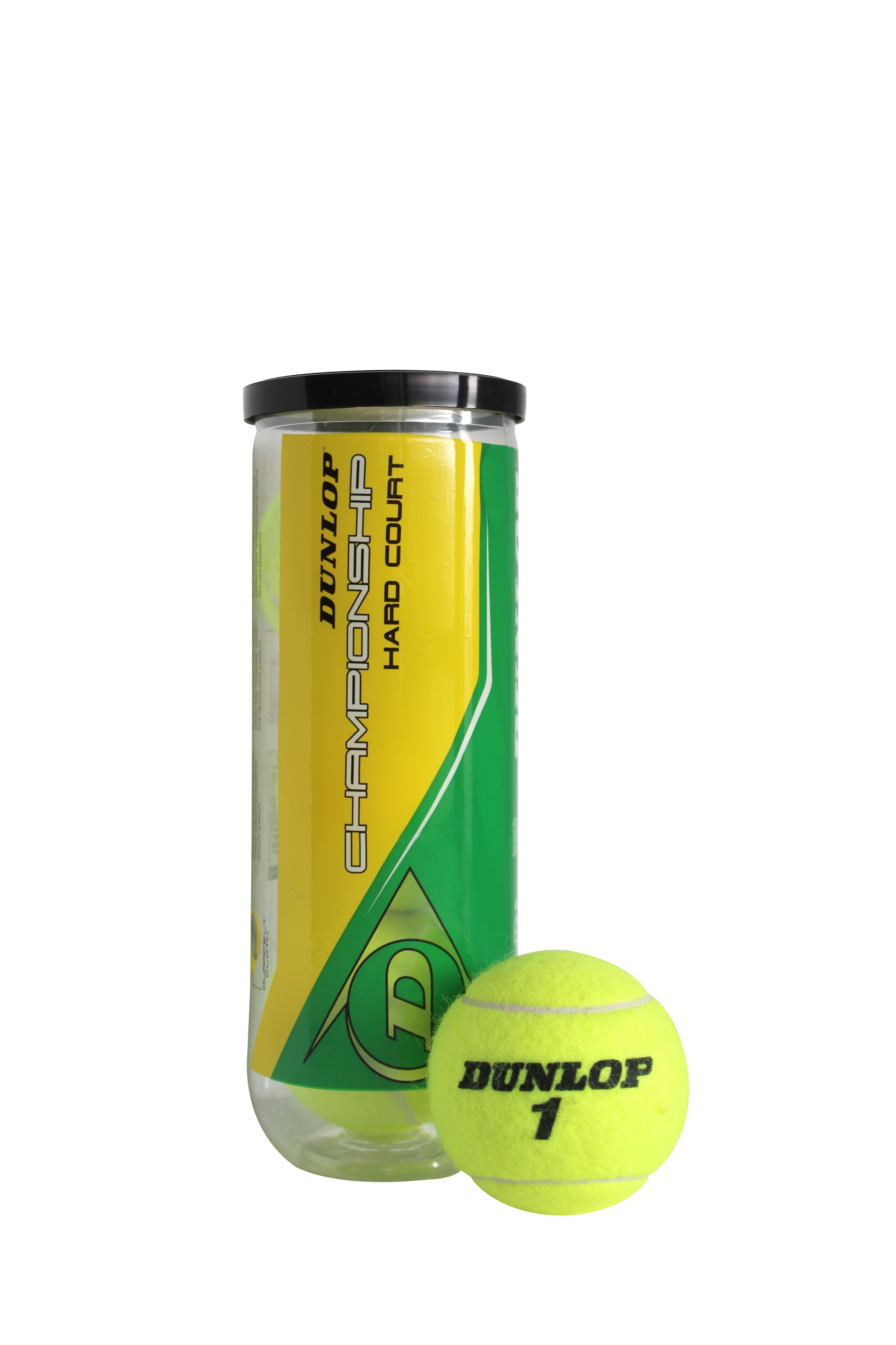 Dunlop 3 Ball Hc High Altitude Tennis Balls Lawler Sports